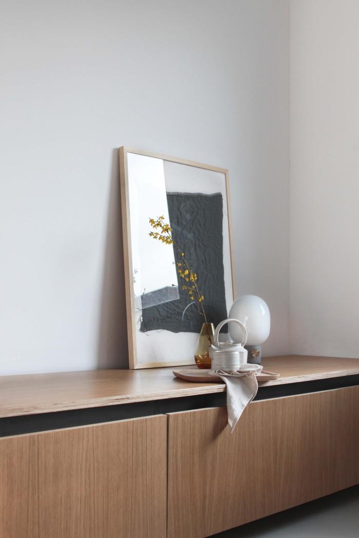 minimalist interiordesign bespoke furniture behout