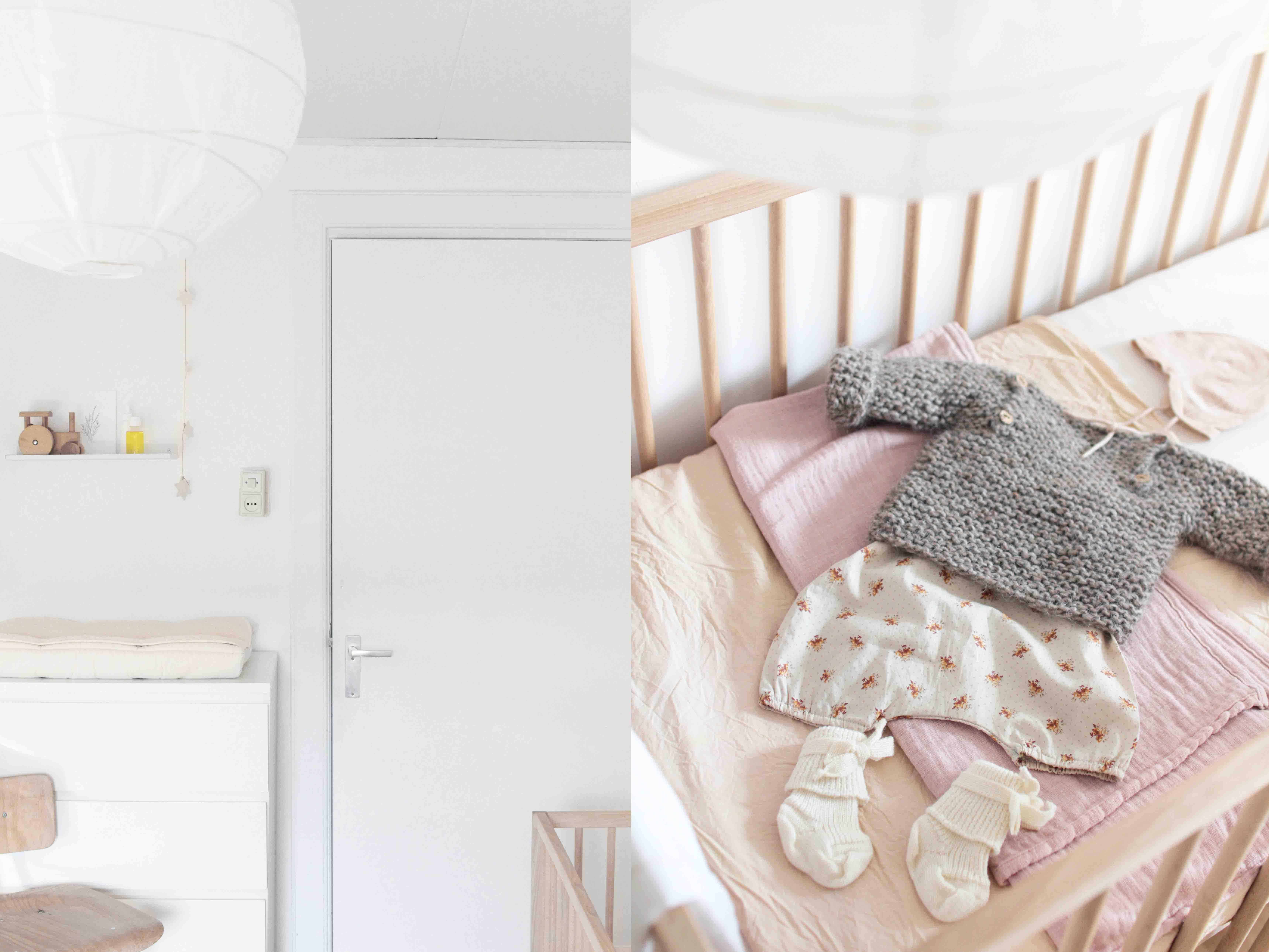minimal sustainable nursery