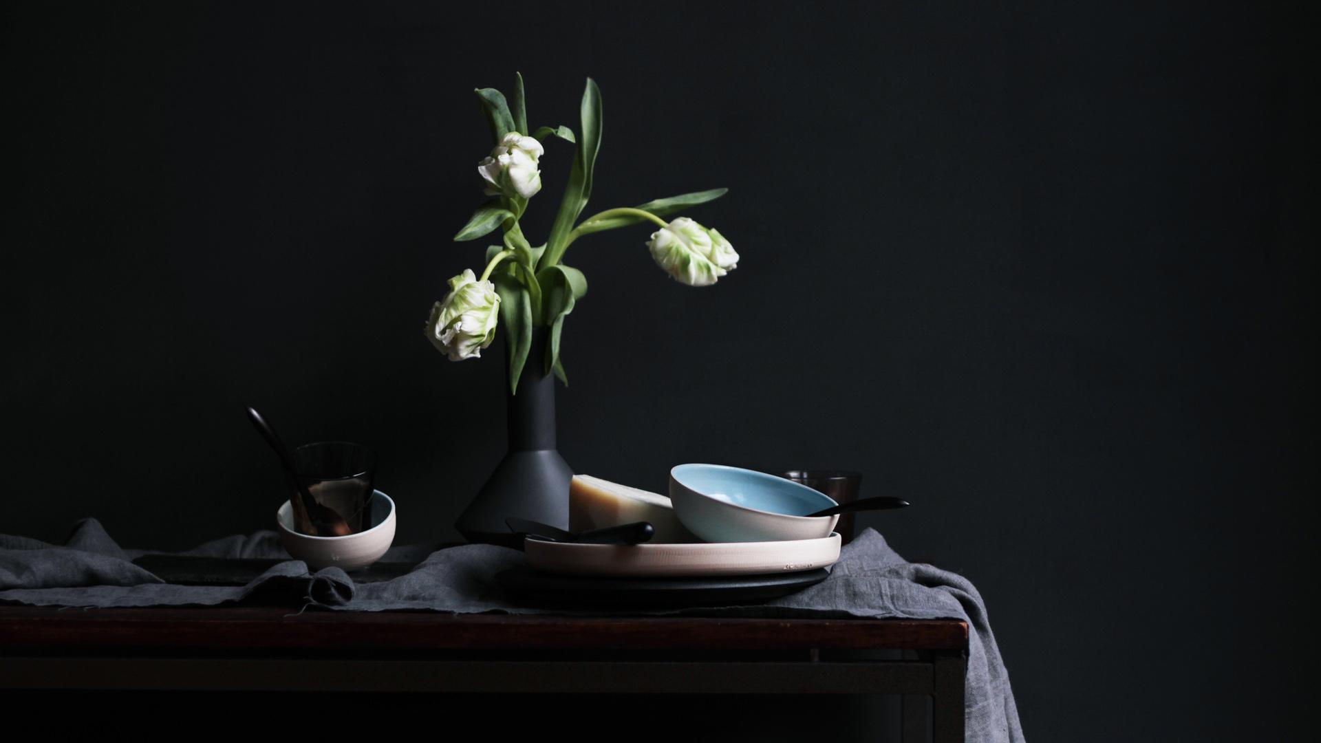 jc herman ceramics rondo blauw handthrown organic slowliving