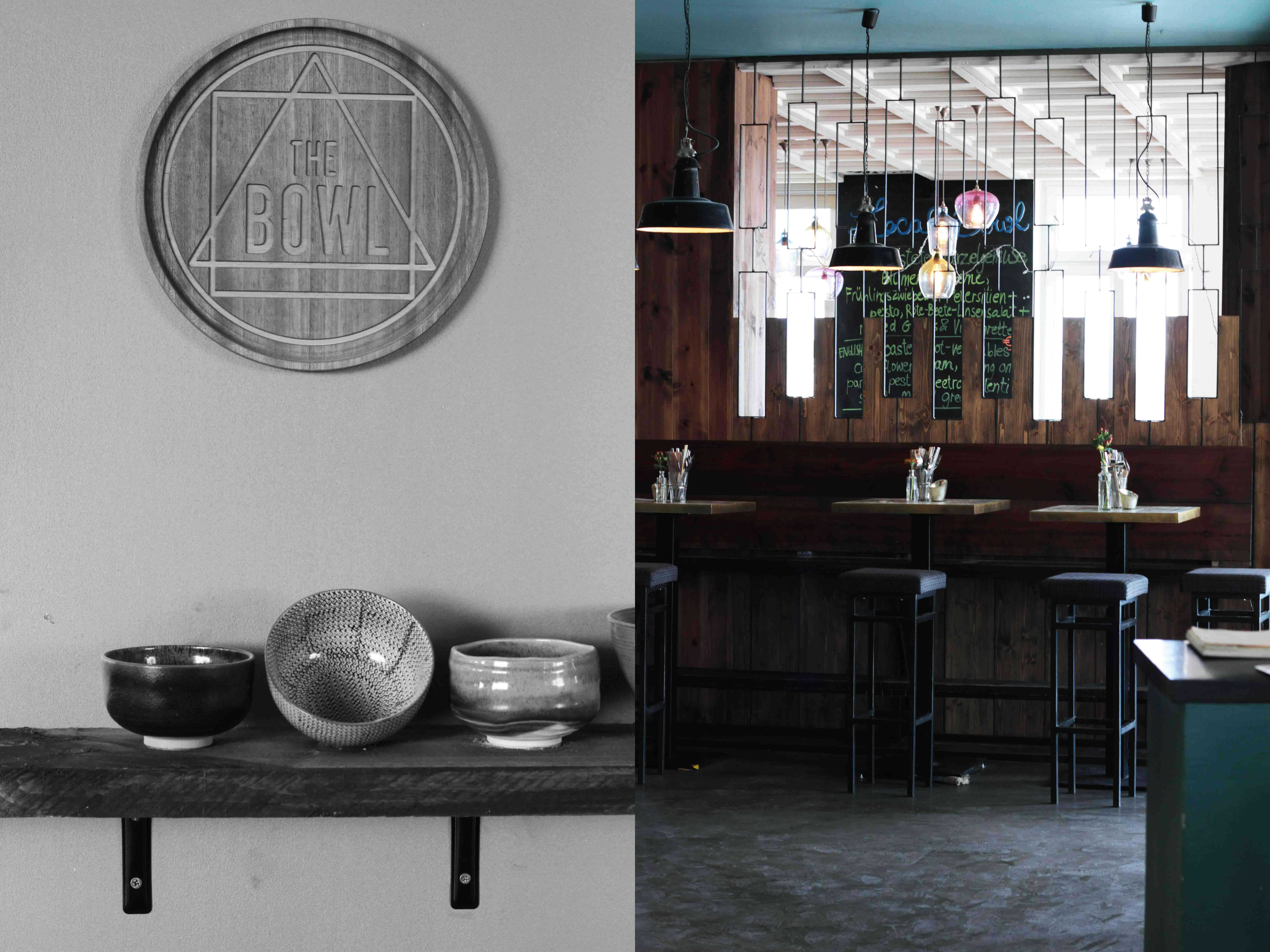the bowl vegetarian vegan berlin collage