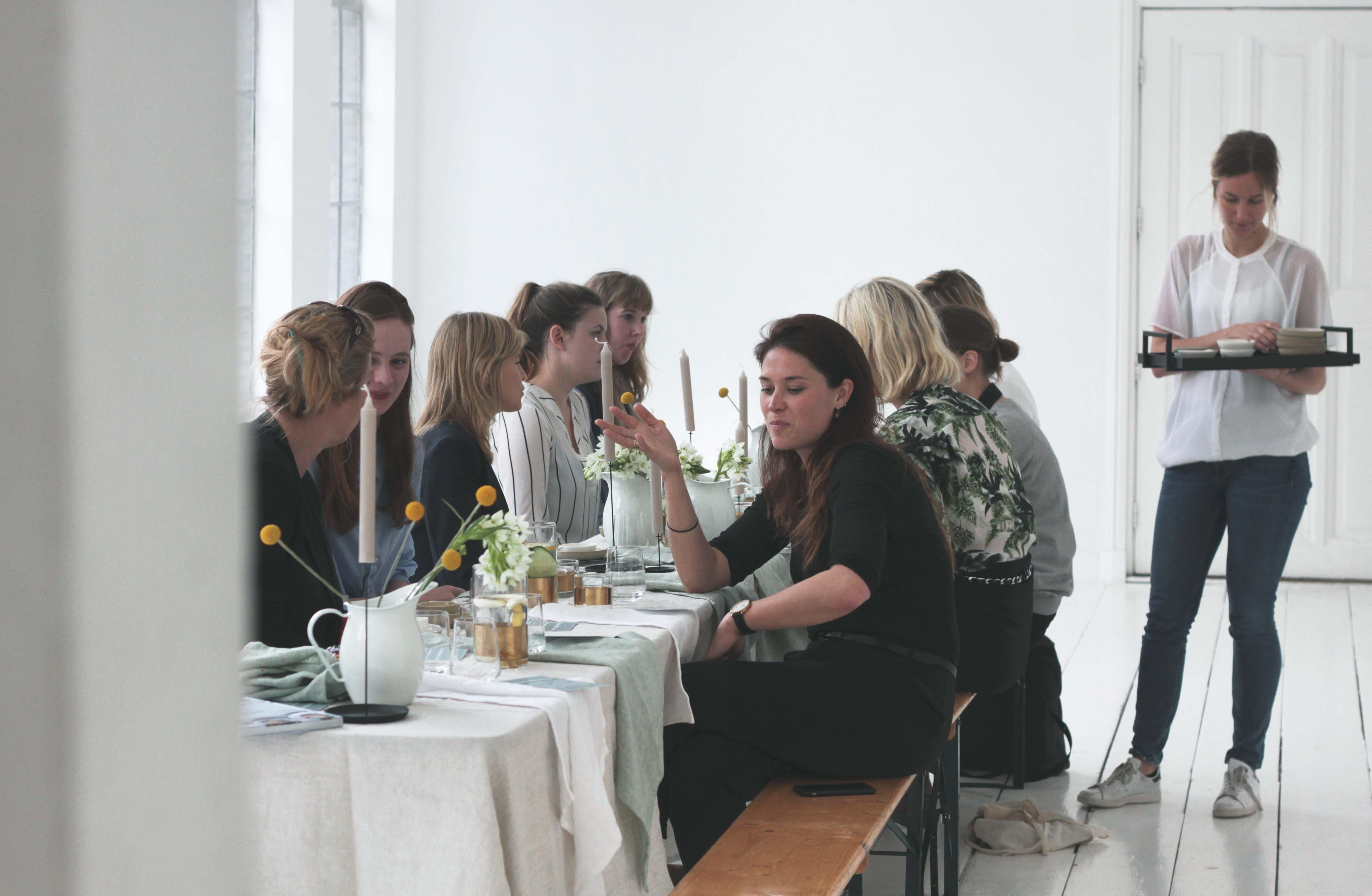 vega cookbook launch kyra de vreeze styling photography