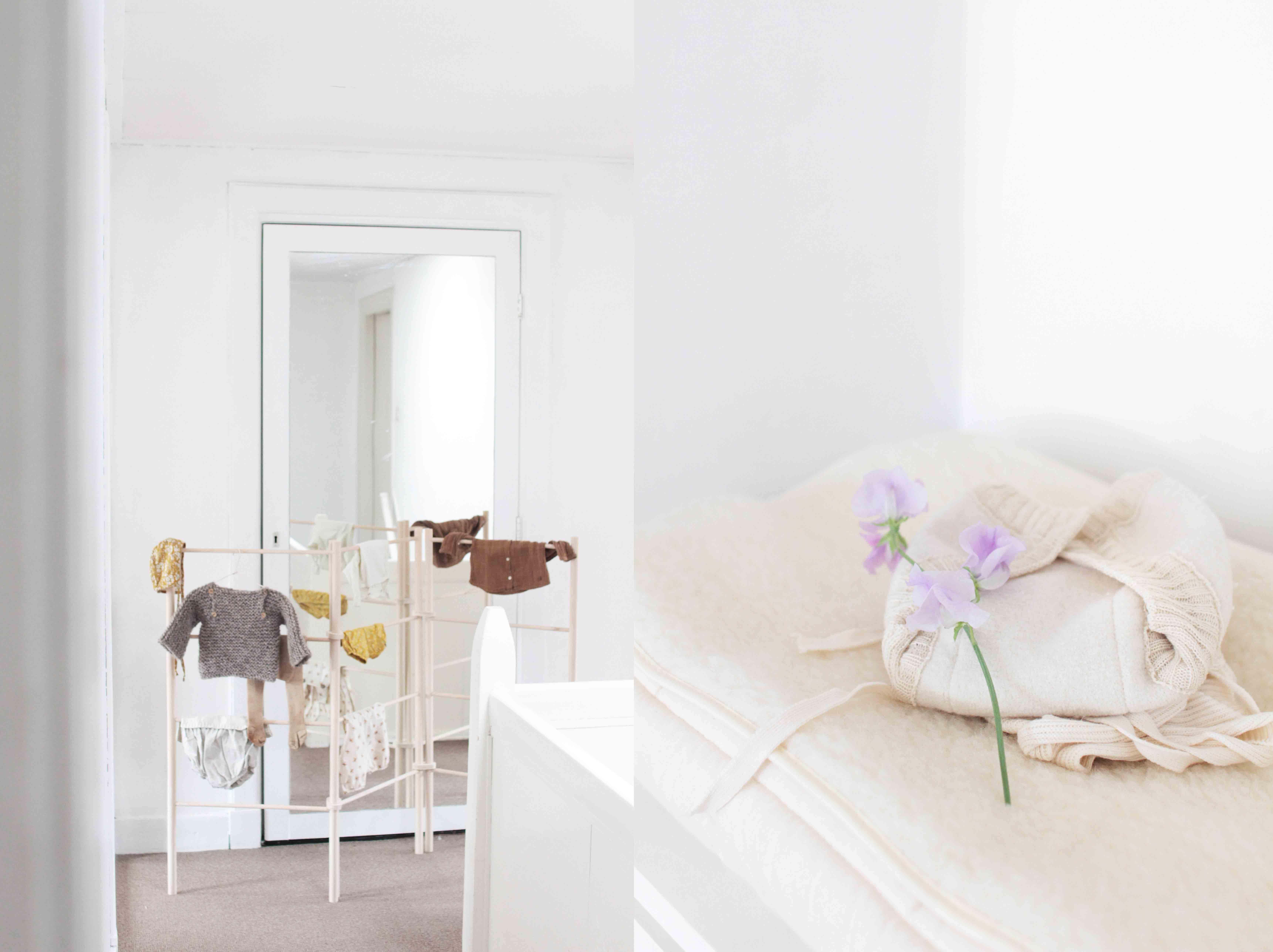 minimalist nursery organic toxinfree sustainablestyle